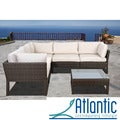 Majorca 6-piece Wicker Sectional