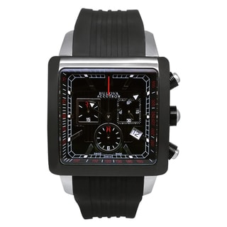 Bulova Accutron Men's 65B142 Swiss Made Chronograph Watch