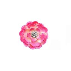 Bow Clippeez 2 Boutique Pink Flower Clip