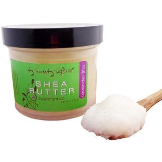 Lavender Bliss Natural Sugar Scrub (4.5 oz.)