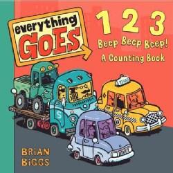 123 Beep Beep Beep!: A Counting Book (Board book)