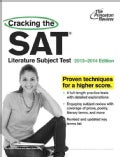 Cracking the SAT Literature Subject Test 2013-2014 (Paperback)