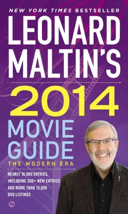 Leonard Maltin's Movie Guide 2014: The Modern Era (Paperback)