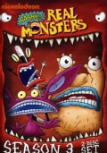AAAHH!!! Real Monsters: Season 3 (DVD)