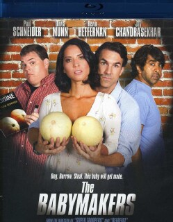 The Babymakers (Blu-ray Disc)