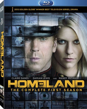 Homeland: Season 1 (Blu-ray Disc)