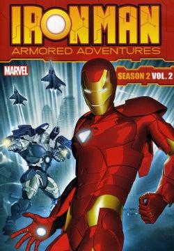 Iron Man: Armored Adventures Season 2 Vol. 2 (DVD)