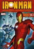 Iron Man: Armored Adventures Season 2 Vol. 2 (DVD)