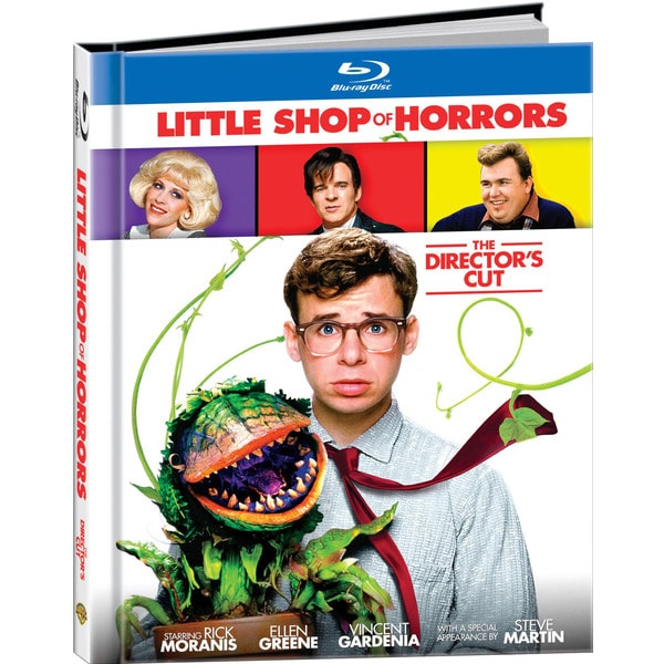 Little Shop of Horrors: The Director's Cut DigiBook (Blu-ray Disc) 9200399