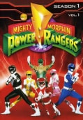 Mighty Morphin Power Rangers: Season One Vol. 1 (DVD)