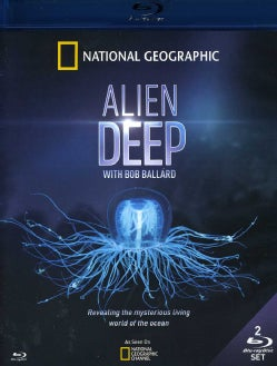 Alien Deep (Blu-ray Disc)