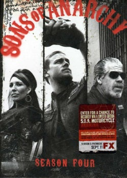 Sons Of Anarchy Season 4 (DVD)
