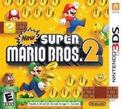 NinDs 3DS - New Super Mario Bros 2