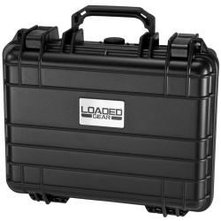 Loaded Gear HD-200 Egg Crate Foam-liner Crush-proof Hard Case