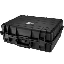 Barska Black Loaded Gear Watertight HD-400 Hard Case (with Foam Liner)