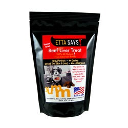 Etta Says Freeze Dried Beef Liver (3 Ounces)