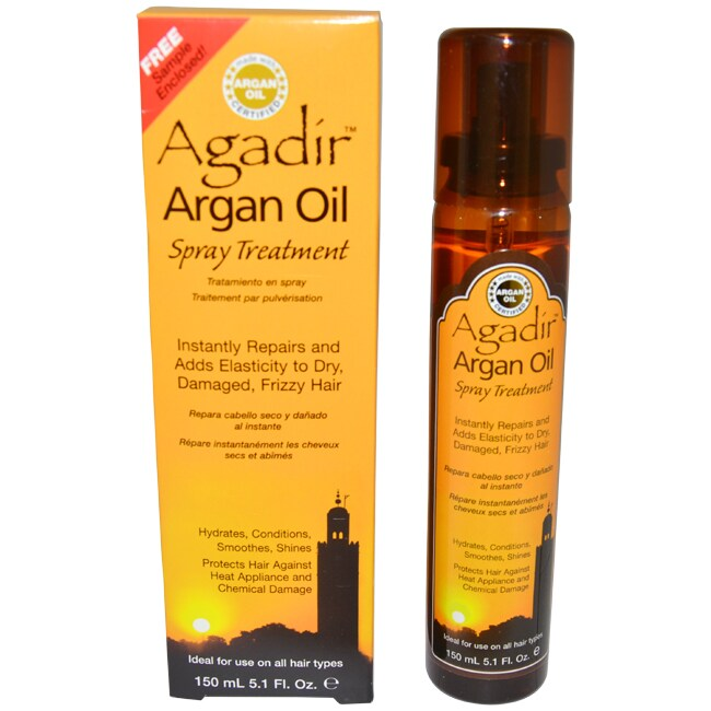 Agadir Argan 5.1-ounce Oil Spray Treatment