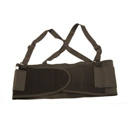 Small Black Back Support Belt