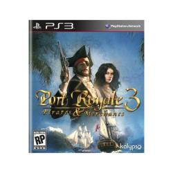 PS3 - Port Royale 3 (Pre-Played)