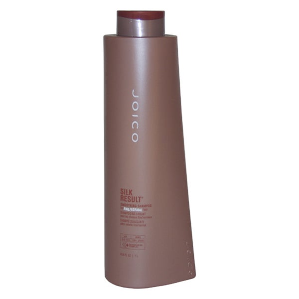 Joico Silk Result Smoothing 33.8-ounce Shampoo for Fine / Normal Hair