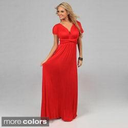 Tabeez Women's Multi-way Jersey Dress