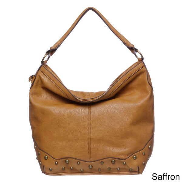 Jessica Simpson Heidi Studded Hobo Bag