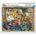 Music Room 1000-piece Jigsaw Puzzle