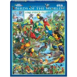 Most Beautiful Birds Of The World 1000-piece Jigsaw Puzzle