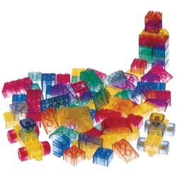 Alex Toys Prism Bricks (Pack of 50)