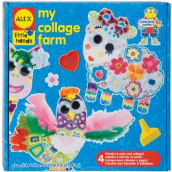 Alex Toys 'My Collage Farm' Kit