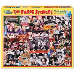 The Three Stooges 1000-piece Jigsaw Puzzle