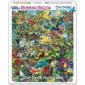 Hummingbirds 1000-piece Jigsaw Puzzle