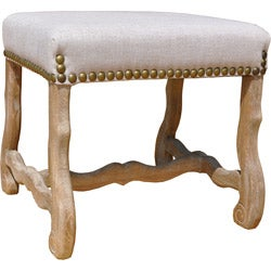 Paris Nailhead Bench