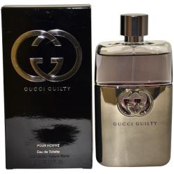 Gucci Guilty Men's 3-ounce Eau de Toilette Spray