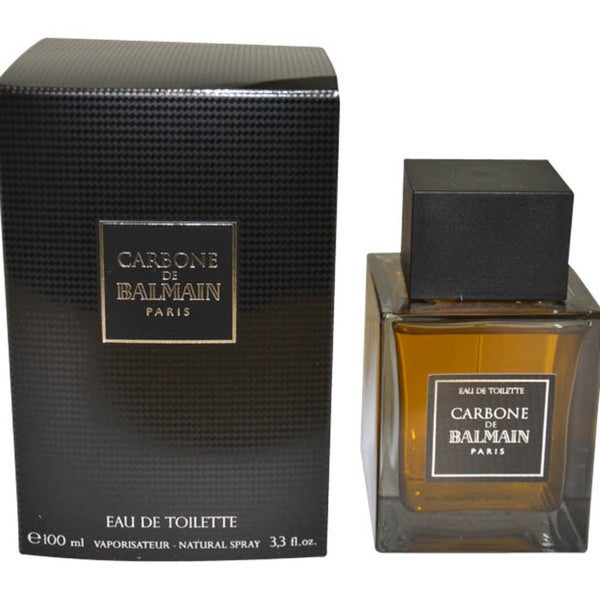Pierre Balmain 'Carbone' Men's 3.4-ounce Eau De Toilette Spray