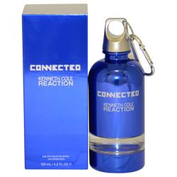 Kenneth Cole Reaction 'Connected' Men's 4.2-ounce Eau De Toilette Spray