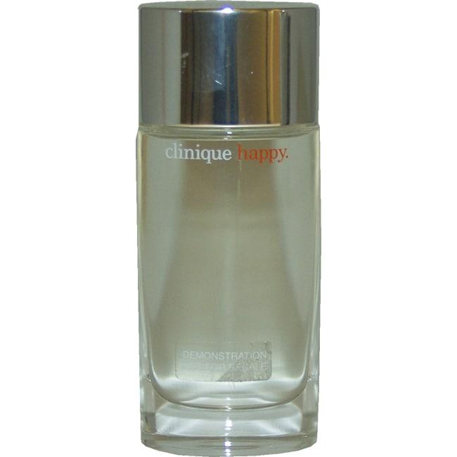 Clinique Happy Men's 3.4-ounce Eau de Parfum Spray (Tester) at Sears.com