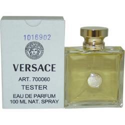 Versace 'Pour Homme' Men's 3.4-ounce Eau De Toilette Spray (Tester)