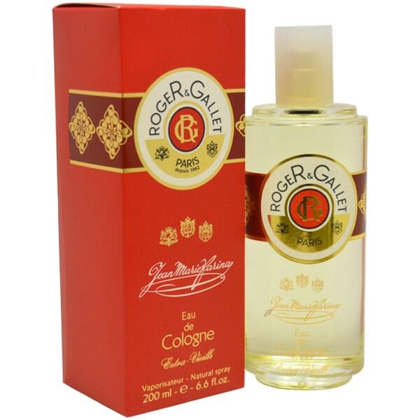 Roger & Gallet 'Extra Vieille Jean Marie Farina' Unisex 6.6-ounce Eau De Cologne Spray