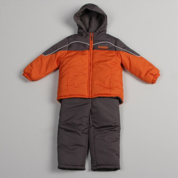 iXtreme Boys Orange Snowsuit