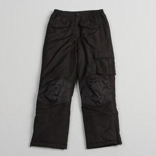 iXtreme Unisex (8-18) Black Snow Pants