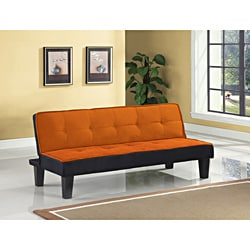 Hamar Orange Adjustable Sofa