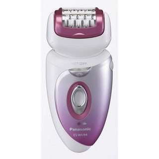 Panasonic 6-in-1 Wet/Dry Epilator