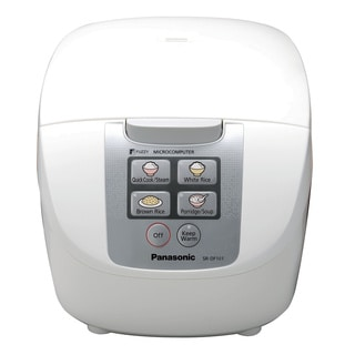Panasonic Microcomputer Fuzzy Logic 5-cup Rice Cooker