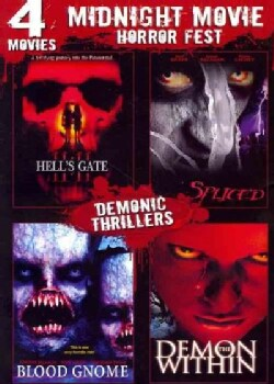 Horror 4 Pack: Vol. 1