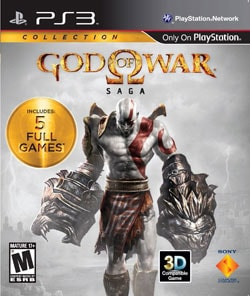 PS3 - God of War Saga Dual Pack