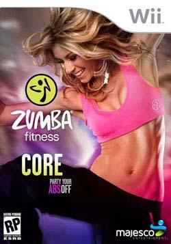 Wii - Zumba Fitness Core