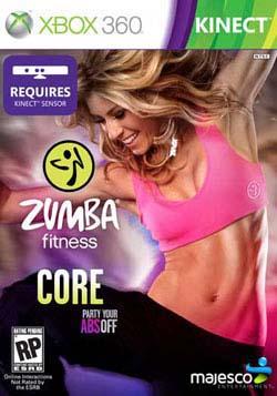 Xbox 360 - Zumba Fitness Core