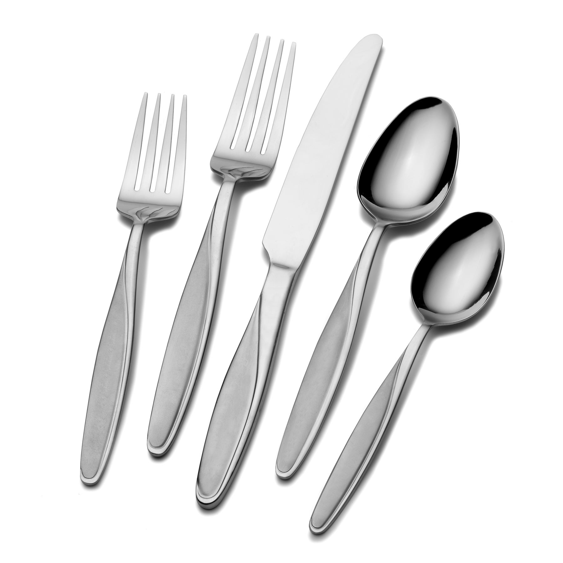 Towle Everyday Seabrook Frost 20 Piece Flatware Set