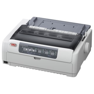 Oki MICROLINE 600 ML-620 Dot Matrix Printer - Monochrome
